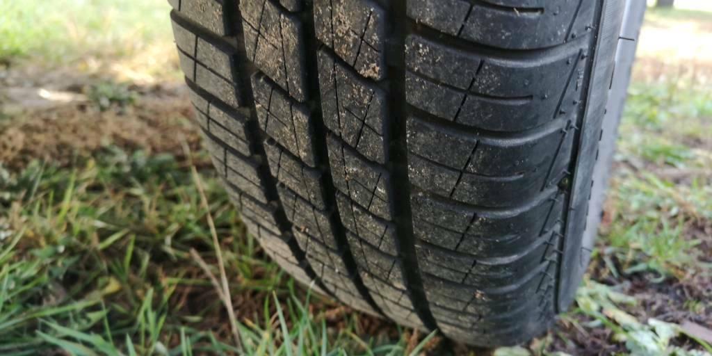 Anhänger Reifen