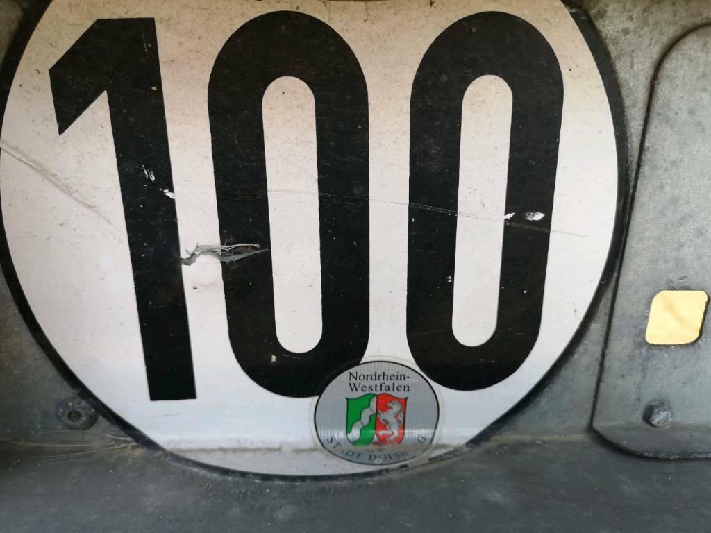 Anhänger 100kmh Zulassung